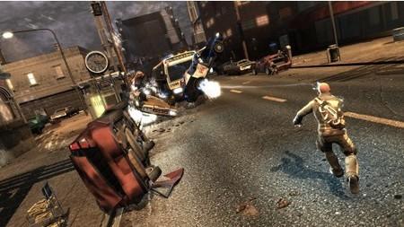 'inFamous': un nuevo sandbox para PS3 en camino