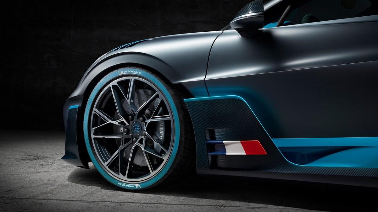 Foto de Bugatti Divo (3/8)