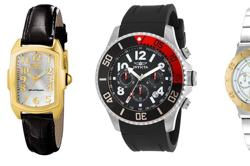 nuevo estilo 47232 41773 Hasta 70% de descuento en relojes Invicta en Amazon. Varias ...