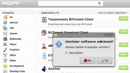 Appnr: catálogo web de aplicaciones para instalar automáticamente en Ubuntu