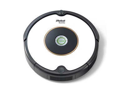 Se acabó el pasar la escoba, con el Roomba 605 por 246,92 euros en Amazon