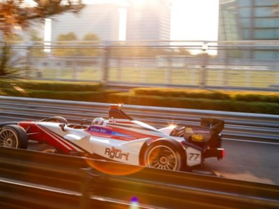 Roborace: la Formula E se atreverá con las carreras de coches autónomos