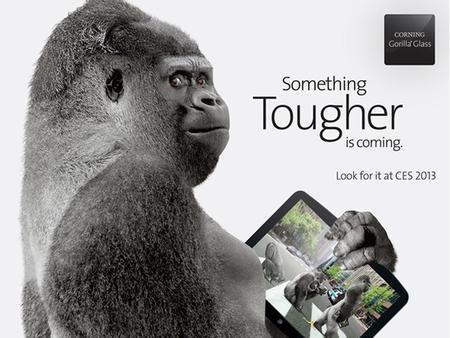 Corning Gorilla Glass 3, aún más fuerte que la protección más fuerte