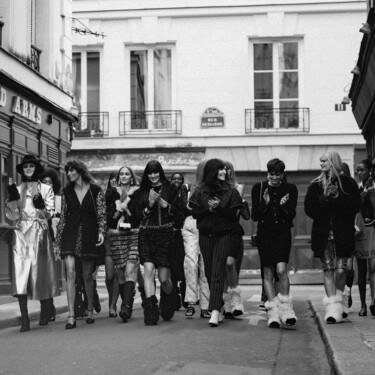 Chanel presenta una colección otoño-invierno 2021/2022 llena de contrastes y recrea el chic parisino en looks deportivos