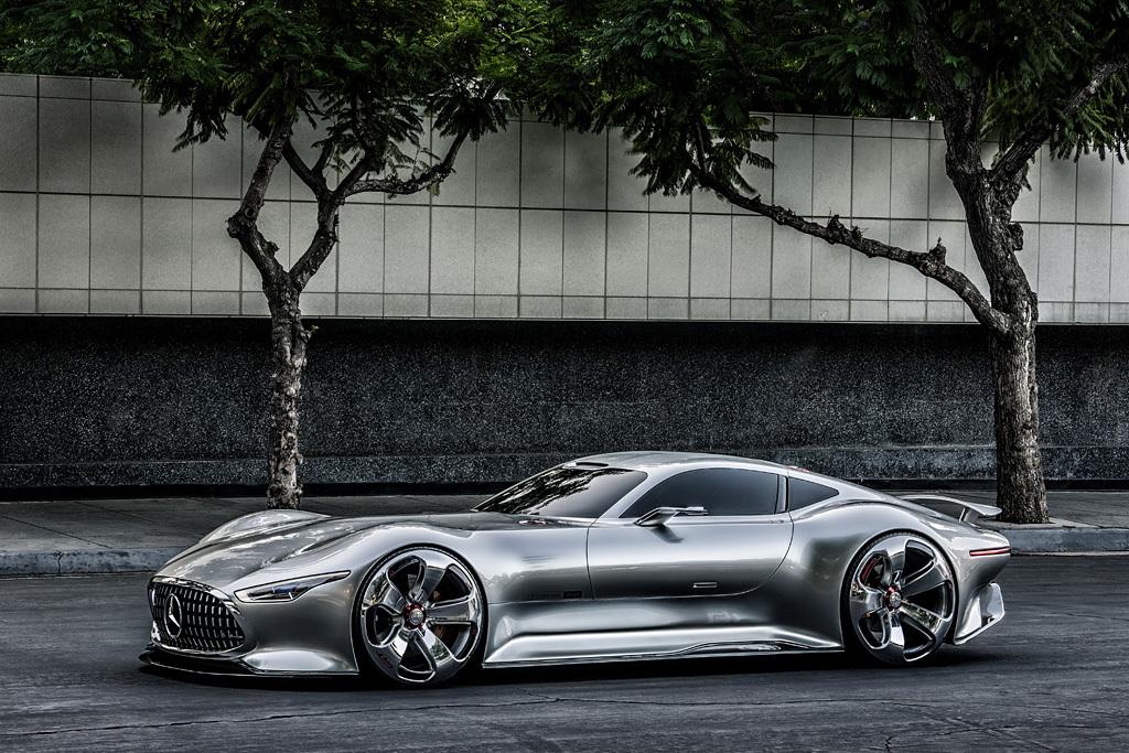 Foto de Mercedes-Benz AMG Vision Gran Turismo (14/20)