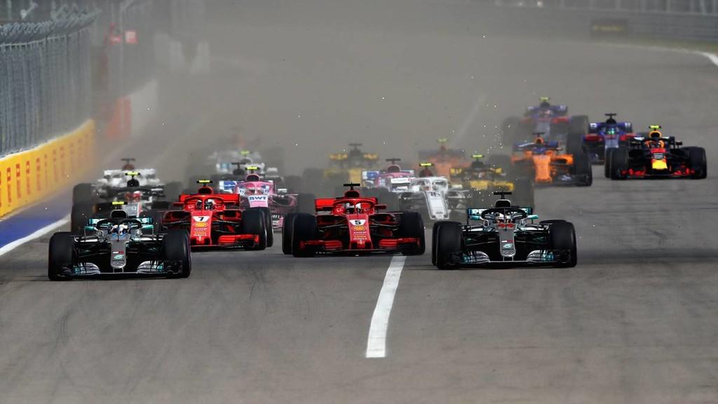 Ferrari ante el desafío de Sochi, el único circuito en el que siempre ha ganado Mercedes