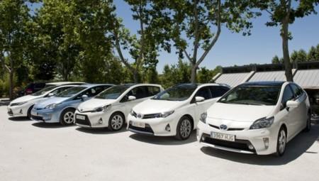 En España ya tenemos 30 modelos de coches híbridos, 6 son de Toyota