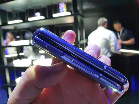 Samsung Galaxy Z Flip Primeras Impresiones Bisagra Hueco