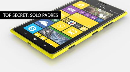 Guía Lumia para padres: sacando partido a tu teléfono desde el principio