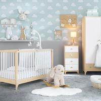 ¿Pensando en cambiar la habitación de los peques? Maisons du Monde lanza su colección para bebés, niños y adolescentes