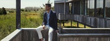 Los trajes de verano de Zara y Massimo Dutti con los que no pasar nada de calor