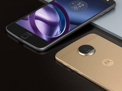 'Moto by Lenovo' por fin está aquí, y los Moto Z serán los primeros espada de la nueva Motorola