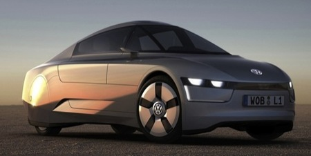 Volkswagen L1, la vuelta de una vieja idea