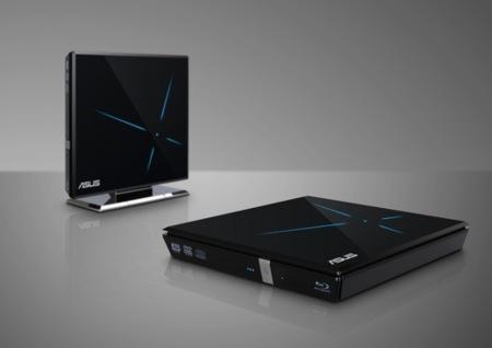 Asus presenta su unidad externa de Blu-ray