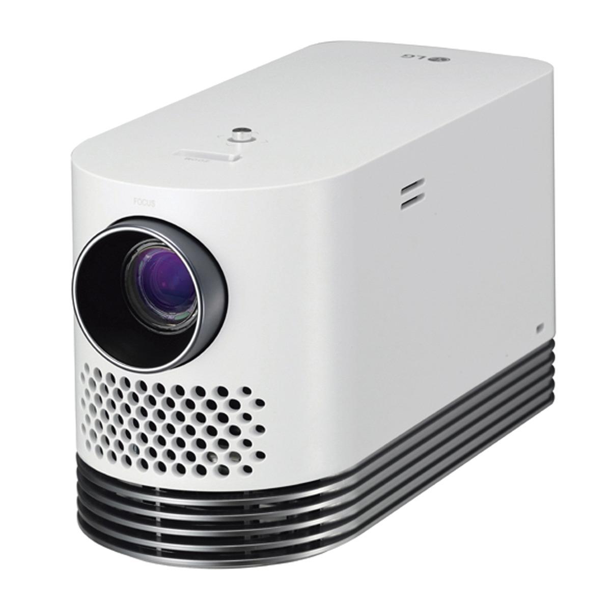 Proyector LG Smart Láser TV HF80JS