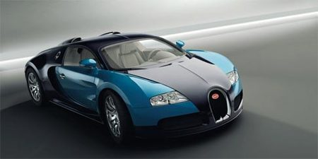Alquila un Bugatti Veyron 16.4