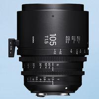 Sigma anuncia el desarrollo de tres nuevas ópticas 28, 40 y 105 mm T1.5 FF de la familia de lentes para cine FF High Speed Prime