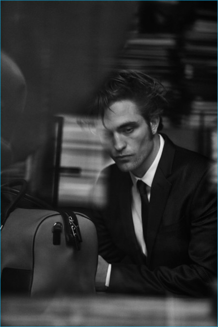 Robert Pattinson 2016 Dior Homme Photo Shoot 003