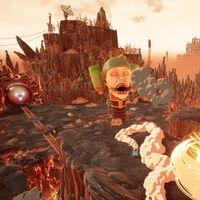 Gripper lleva a otro nivel el concepto del festival Burning Man: en este juego masacramos enemigos a lo bestia