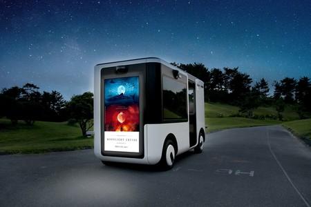 Así es el primer vehículo eléctrico y autónomo de Sony, que además está equipado con realidad mixta y cinco pantallas 4K