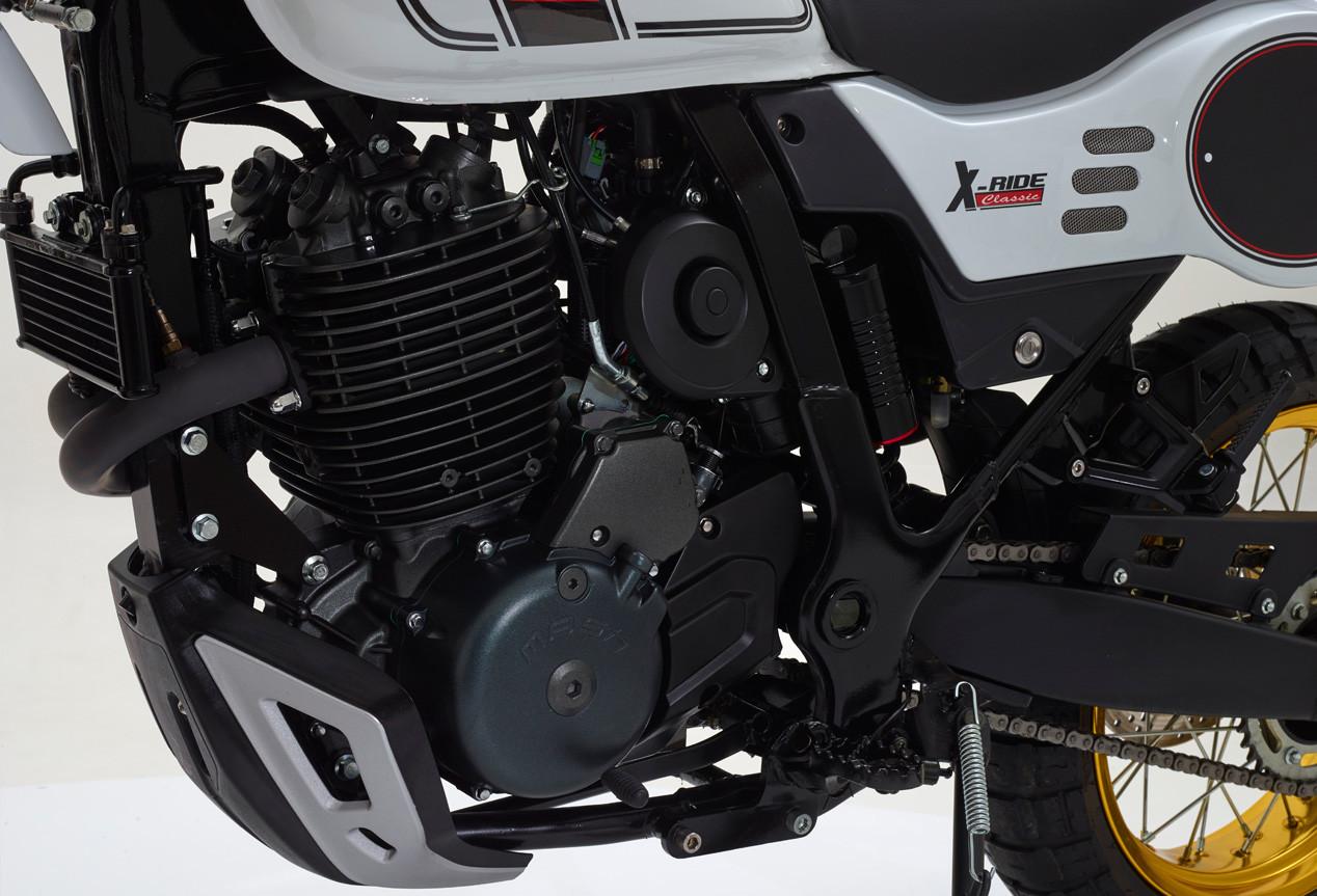 Foto de Mash X-Ride 650 Classic (11/13)
