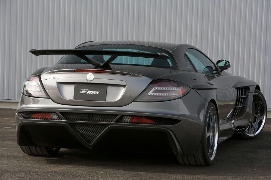 Foto de Mercedes SLR por FAB Design (6/10)