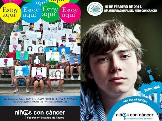 15 febrero Día Internacional Cáncer Infantil