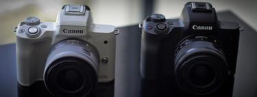 Canon EOS M50, toda la información y toma de contacto de la nueva sin espejo, la primera EOS con vídeo 4K