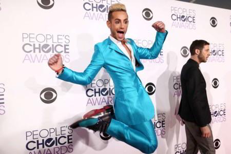 La alfombra roja de los People's Choice Awards: nada destacable de la gran noche