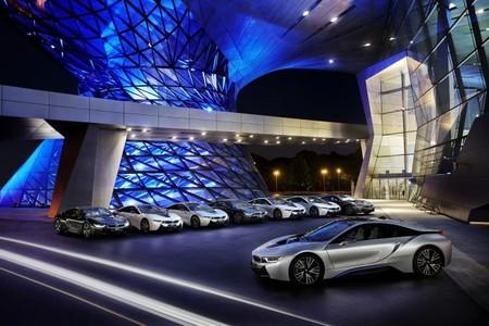 Se entregan los primeros BMW i8, ceremonia incluida