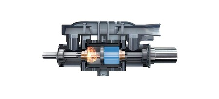¡Sorprendente! Este motor funciona sin aceite, pesa sólo 10 kg y puede aplicarse en vehículos híbridos