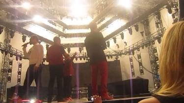 La policía les corta la luz, el rollo y el concierto a los Backstreet Boys