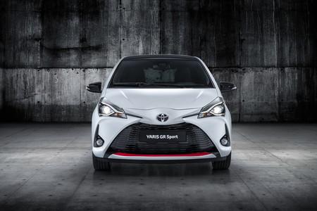 Toyota Yaris Gr Sport 2