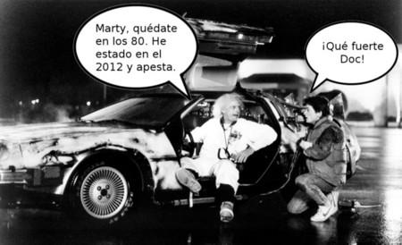 El automóvil en España va camino de los años 80