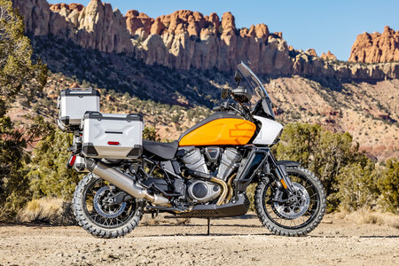 Harley Davidson Pan America 1250 2021 2