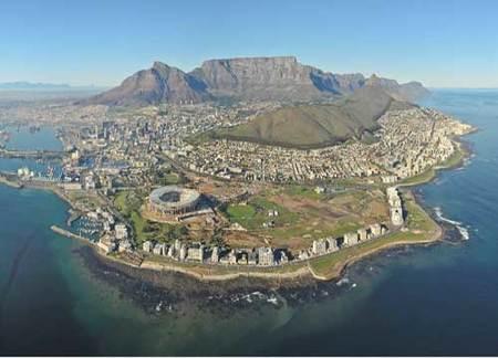 La llamada de África: Ciudad del Cabo