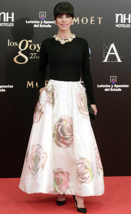 Maribel Verdu De Dior 2013