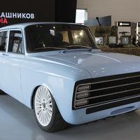 Kalashnikov CV-1, el fabricante del AK-47 se olvida de su auto volador y ahora nos propone un coche eléctrico