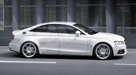 Audi A7 recreacion