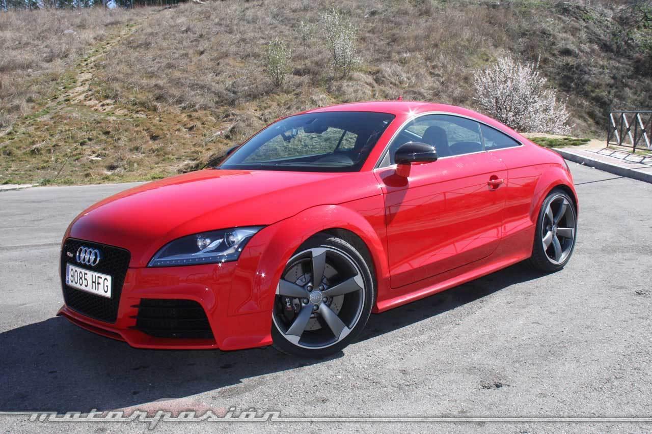 Foto de Audi TT RS S-Tronic (miniprueba) (20/51)