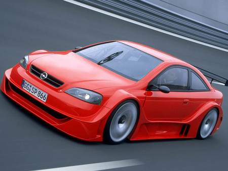 Opel Astra OPC X-Treme (2002)