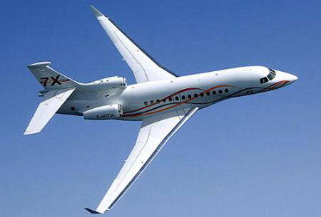Carla One: el nuevo avión presidencial francés
