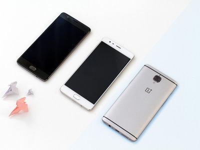 OnePlus 3T de 64GB, con envío gratis desde España y 2 años de garantía, por 369 euros