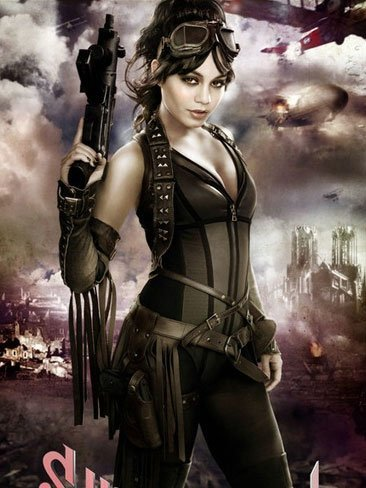 Cuidadito con Vanessa Hudgens que ahora es una mujer de armas tomar