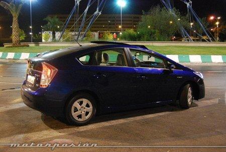 Toyota Prius en Getafe