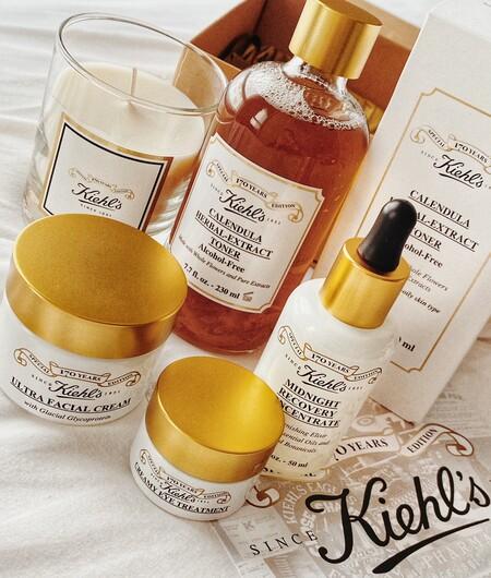 Kiehl's celebra su 170 aniversario con una edición limitada de nuestros cosméticos favoritos para el cuidado de la piel que no puede ser más ideales