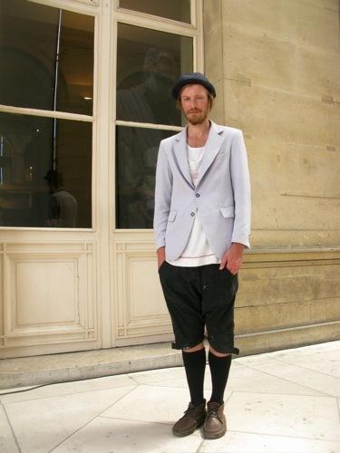 Looks de calle en París IV