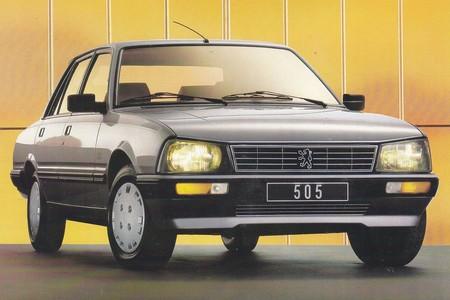 Peugeot Type 505