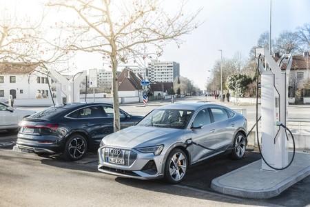 Punto Carga Audi