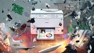 Impresoras WorkForce Pro de Epson